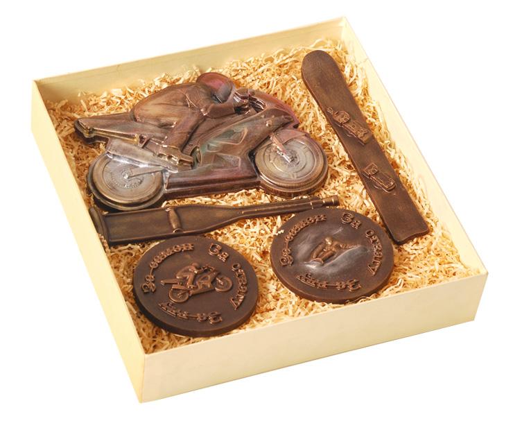 Шоколадный набор подарок мужчине